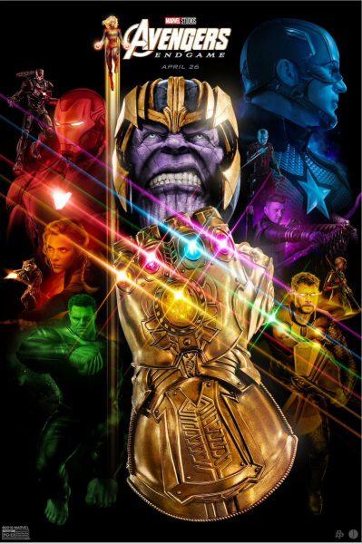 Avengers: Endgame rompe récord en taquillas