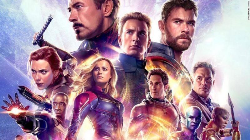 Avengers: Endgame la pelicula