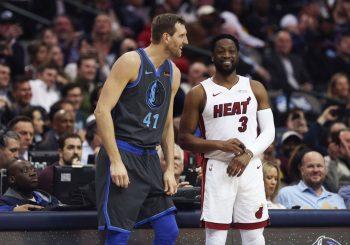 Se despiden dos grandes de la NBA