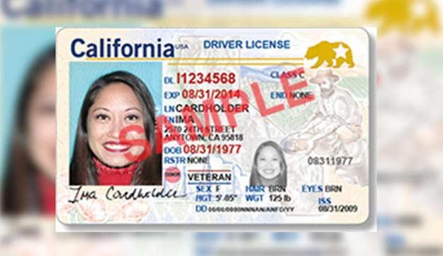 Nueva licencia de conducir para poder abordar vuelos domésticos EE.UU