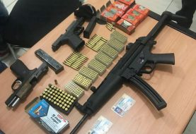 Ocupa armas de distintos calibres durante allanamiento en Licey al Medio