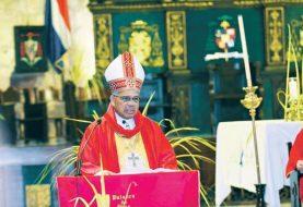 Arzobispo Santo Domingo advierte RD marcha a dictadura