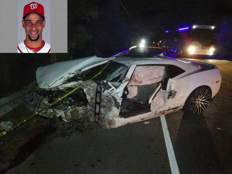 Muere en choque pelotero Braulio Lara