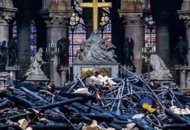 Francia reabrirá Catedral Notre Dame en 5 años