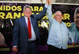 Sued pasa al PLD y ofrece apoyo a Fernando Rosa