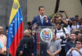 Guaidó convoca a masiva marcha el 1 de mayo