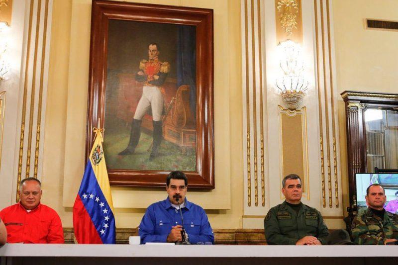 Maduro: Pretendían un golpe de Estado en una autopista