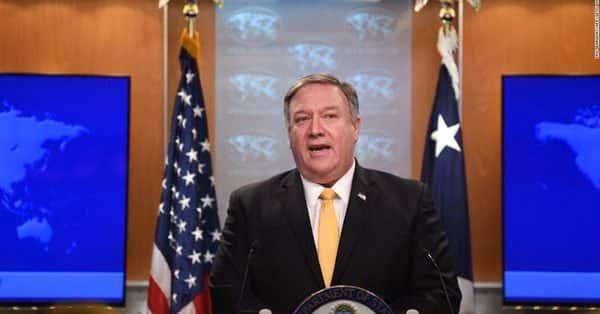 Pompeo dice Rusia convenció a Maduro de no abandonar Venezuela