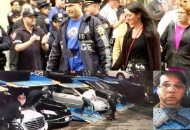 Dan de alta a policía herido por dominicano en Alto Manhattan