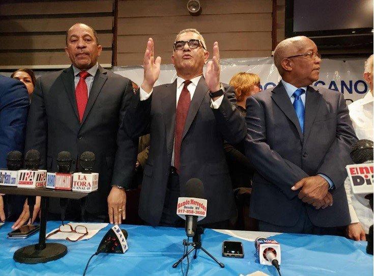 Afirma Miguel Vargas encabeza la tercera etapa histórica del PRD