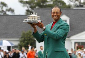 Tiger Woods gana su quinto título de Masters de Augusta