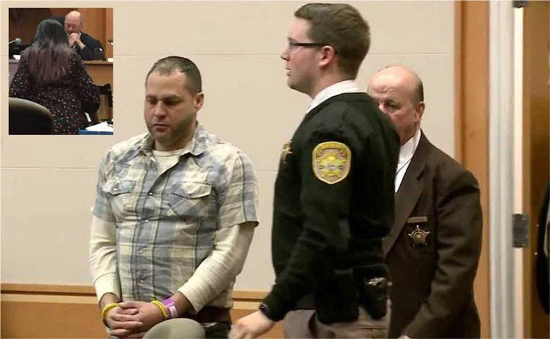 Dominicano condenado a 25 años en New Hampshire por violar niña