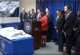 DEA arresta dominicanos en El Bronx con 80 kilos de cocaína
