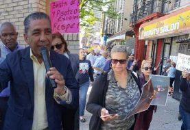 Marchan en NY contra instalación albergue para desamparados