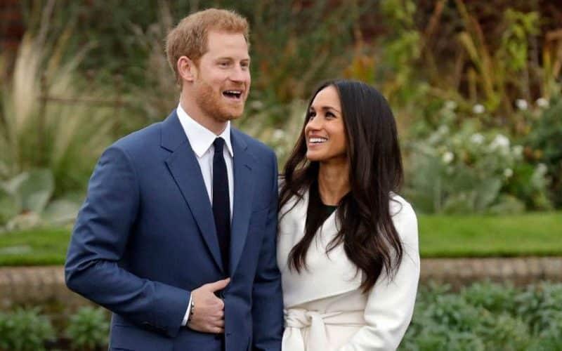Nace el primer hijo de Meghan Markle y el príncipe Harry