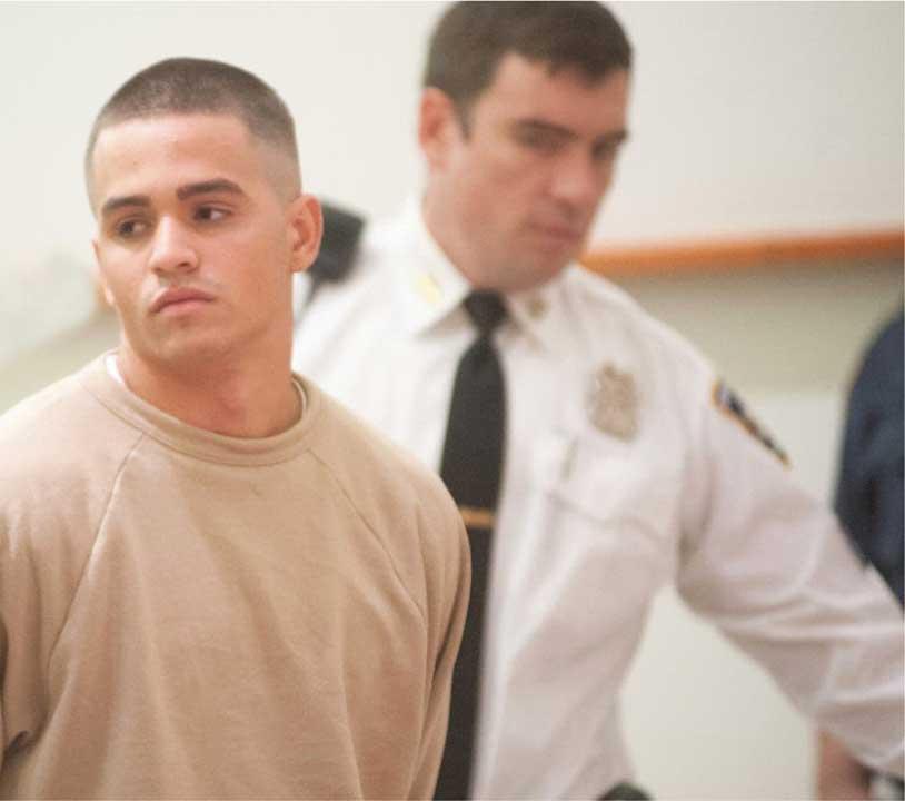 Pandillero admite participación en muerte de Junior