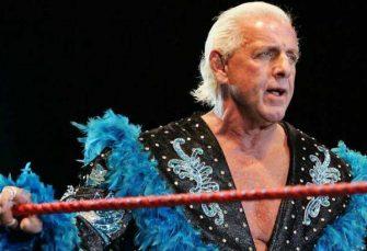 El legendario, Ric Flair, hospitalizado