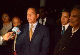 Senador Valentín saluda decisión JCE