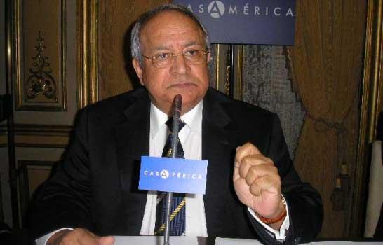 Fallece el embajador Alejandro González Pons