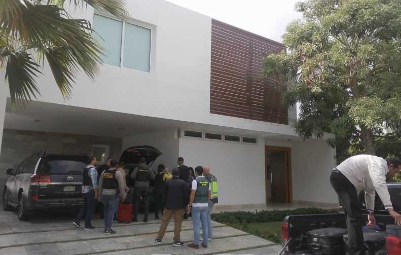 Mandan para España vinculado a red narcos atrapado en Santiago