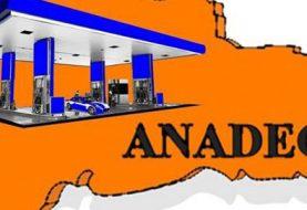 Anadegas anuncia protestas por combustibles