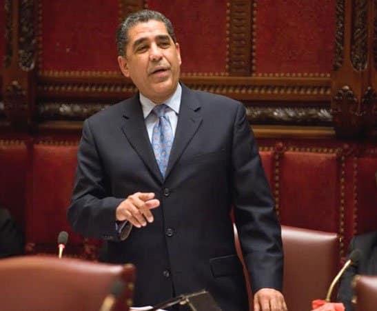 Espaillat anuncia aumento fondos impactarán proyectos en su distrito