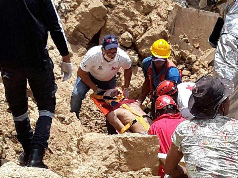 Podrían ser sancionados ejecutores proyecto murieron obreros sepultados