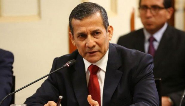 Solicitan 20 años de prisión contra expresidente Humala