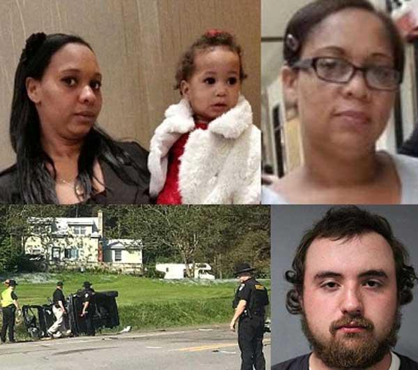 Mueren tres miembros familia dominicana  accidente NY