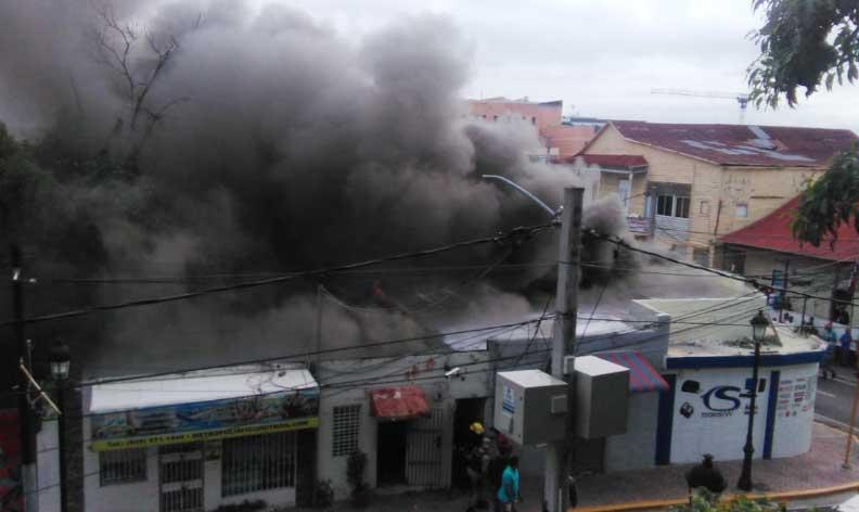 fuego locales comerciales santiago