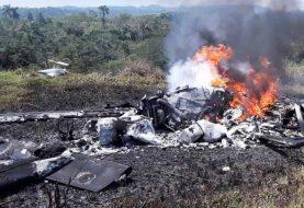Al menos dos muertos y un herido al caer helicóptero en Puerto Plata