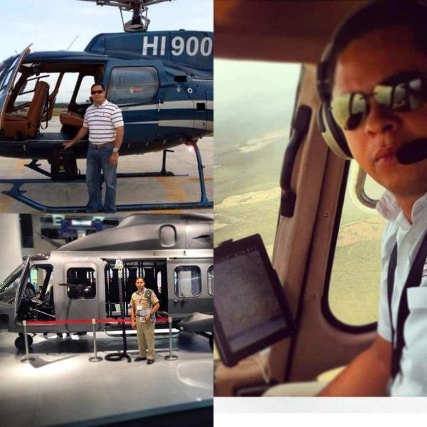 Muere piloto helicóptero se estrelló en Puerto Plata