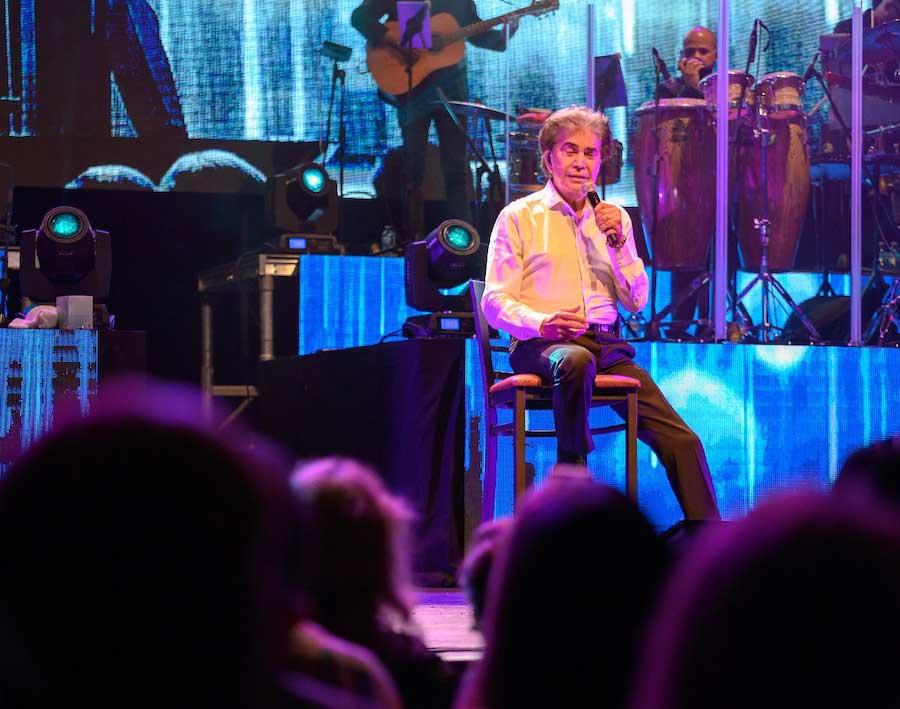 El Puma en Miami: dos horas y media de emocionante concierto