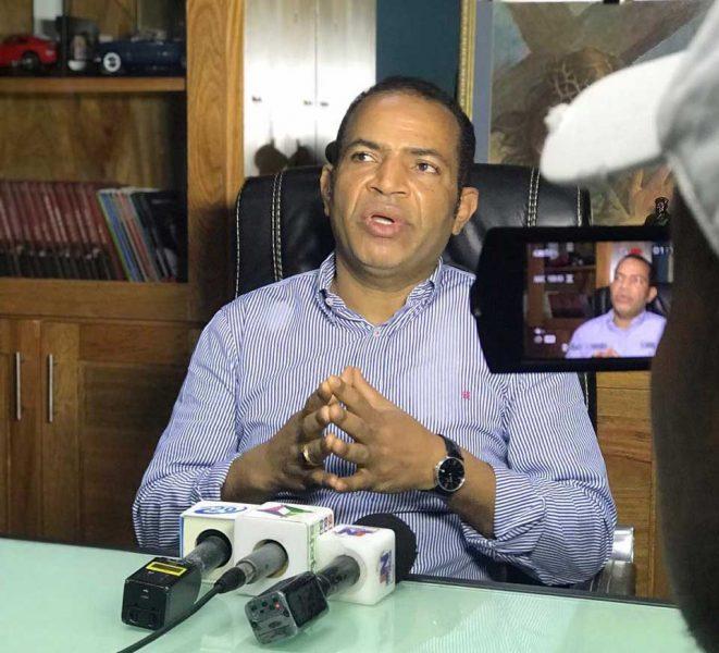 Juan Marte sugiere aumentar presupuesto Policía Nacional