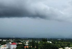 Siguen lluvias por vaguada