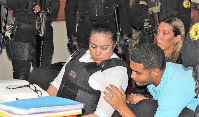 Procurador en desacuerdo con reducción condena Marlin Martínez