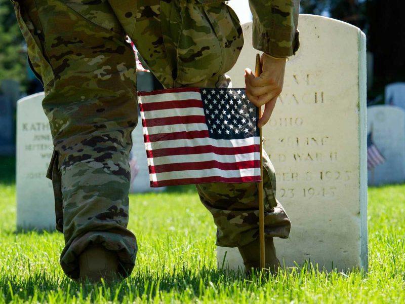 """EEUU conmemora este lunes """"Día de los Caídos"""" (Memorial Day)"""