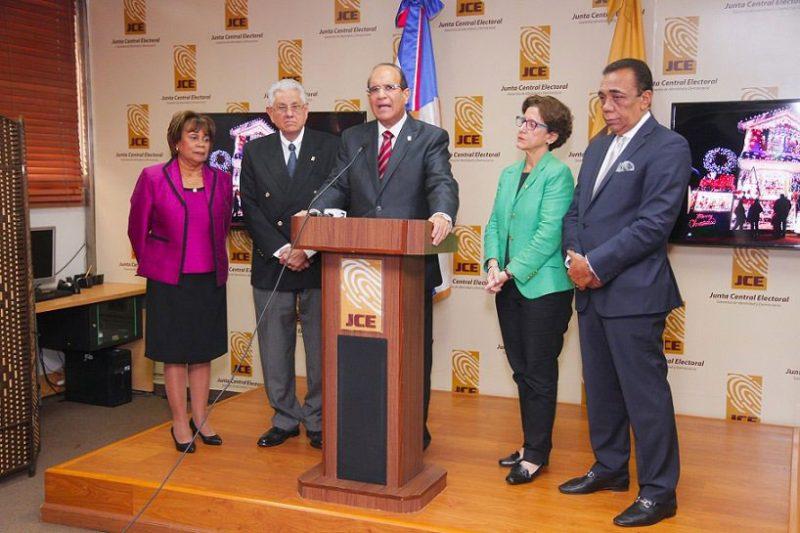 Participación Ciudadana critica resolución JCE