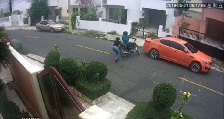 Atracadores hieren de gravedad  seguridad padre primera dama