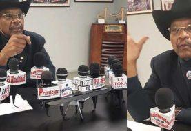 Rubén Díaz arremete contra Bob Menéndez
