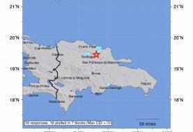 Temblor de tierra se registra en Moca