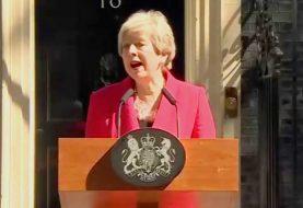 Theresa May renuncia como primera ministra Reino Unido