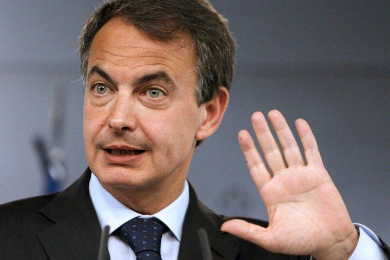 Zapatero aboga por acuerdo en Venezuela