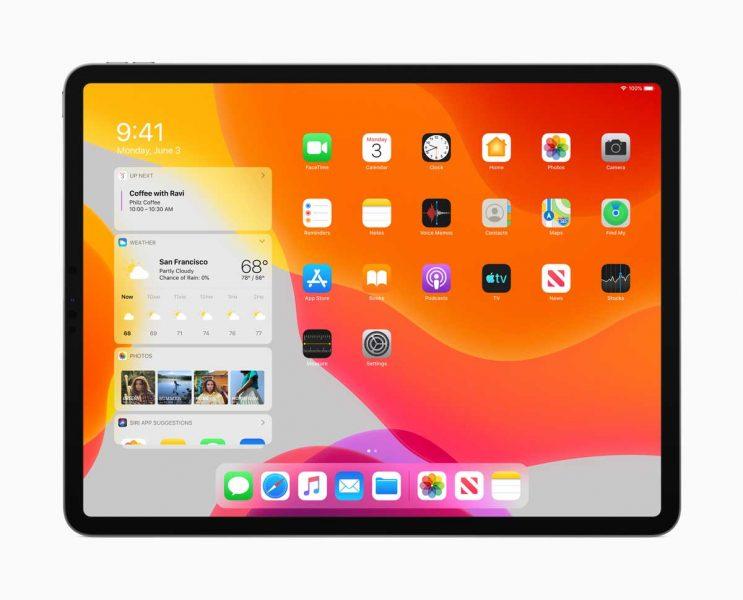 El nuevo iPadOS
