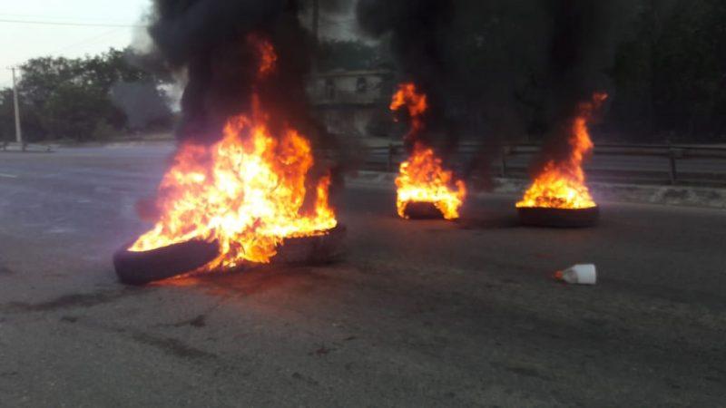 Hieren militar protestas Navarrete por 24 horas
