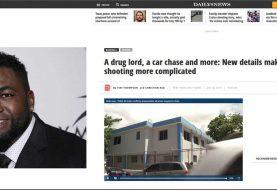 La DEA investiga atentado contra David Ortíz dice tabloide EEUU