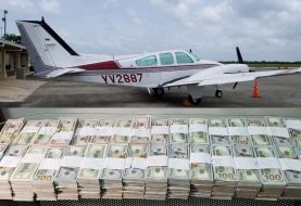 Venezolanos a prisión por intentar sacar US$1.3 millones