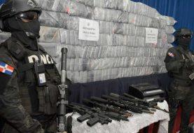 DNCD ocupa drogas y armas en El Seibo