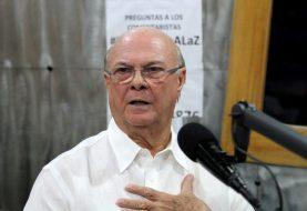 Olivares dice Hipólito Mejía está opuesto a reforma constitucional