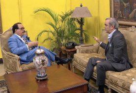 Abinader condena Danilo y Leonel quieran negociar reforma constitucional
